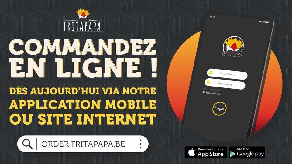 Fritapapa promotie op Facebook