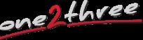 one2three logo