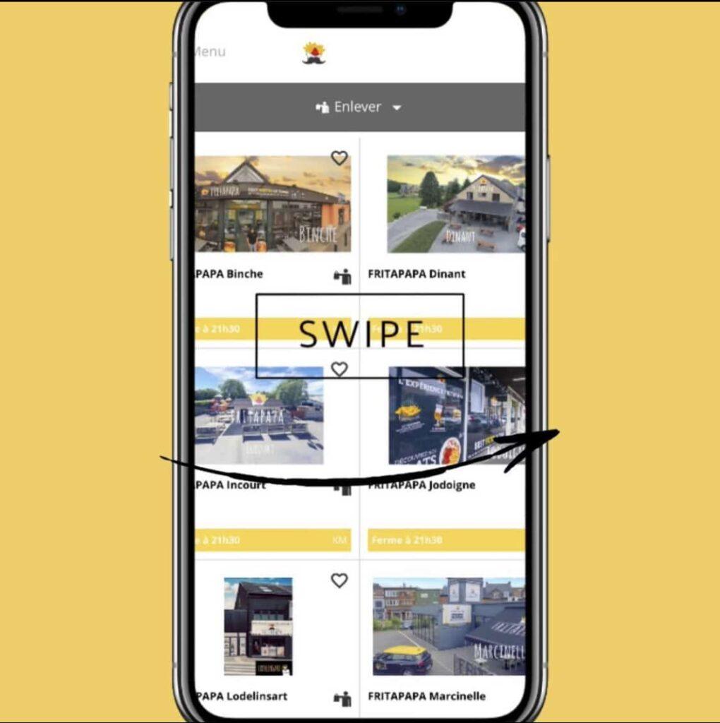 Fritapapa app